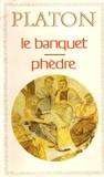 Le banquet. phèdre. - Editions Flammarion.