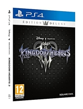 Kingdom Hearts 3.0 - Deluxe Edition