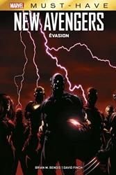 New Avengers - Évasion de David Finch