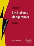 Laclos, Les Liaisons dangereuses - Épreuves de français