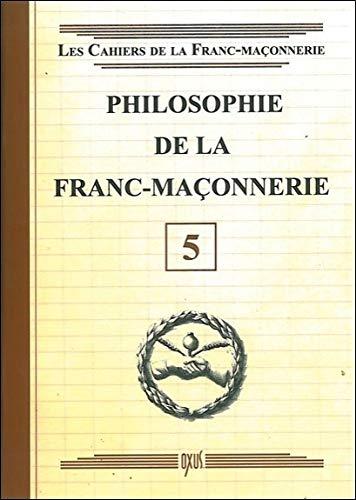 Philosophie de la Franc-Maçonnerie