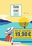 Code civil 2022 - Jaquette Sunshine