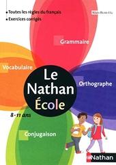 Le Nathan Ecole d'Alain Bentolila