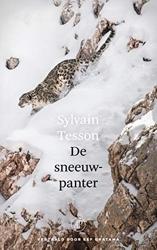 De sneeuwpanter de Sylvain Tesson