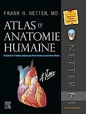 Atlas d'anatomie humaine de Frank Netter