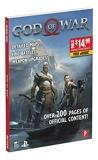God of War - Prima Official Guide - Prima Games - 20/04/2018