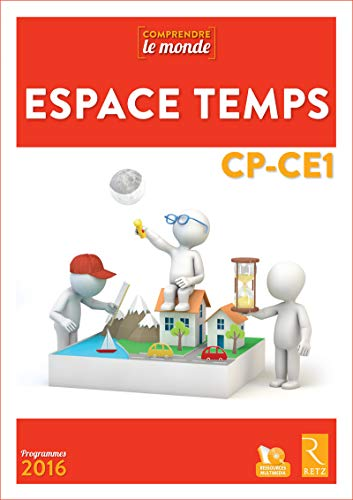 Espace temps CP-CE1 + cd-rom