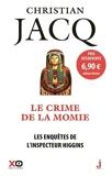 Les enquêtes de l'inspecteur Higgins - Tome 1 Le crime de la momie - édition limitée 2021 - XO - 10/06/2021