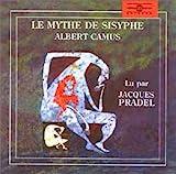 Le mythe de Sisyphe - CD audio - Frémeaux & Associés - 04/04/2003
