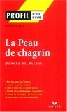 Profil d'une oeuvre - La Peau de chagrin, Honoré de Balzac
