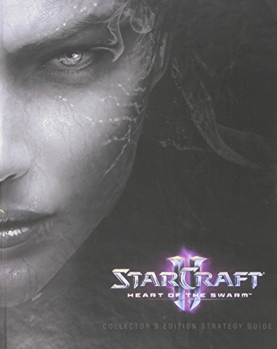StarCraft II Heart of the Swarm Collector's Edition Strategy Guide