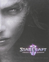 StarCraft II Heart of the Swarm Collector's Edition Strategy Guide de BradyGames