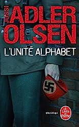 L'Unité Alphabet de Jussi Adler-Olsen