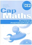 Cap Maths CE2 - Matériel photocopiable by Roland Charnay (2007-05-07) - Hatier - 07/05/2007