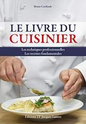 Le livre du cuisinier (2014) de Bruno Cardinale