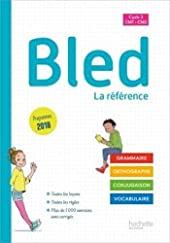 Bled CM1/CM2 - Manuel de l'élève - Edition 2020 de Sophie Raimbert
