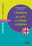 L'histoire des arts en classe d'anglais