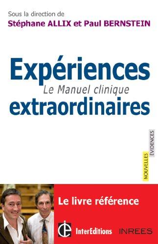 Expériences extraordinaires