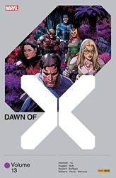 Dawn of X Vol. 13 de Leinil Francis Yu