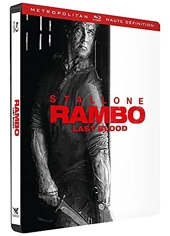 Rambo - Last Blood [Édition Limitée boîtier SteelBook]