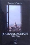 Journal romain - P.O.L. - 01/11/1987