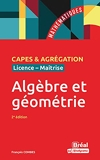 Algèbre et géométrie - CAPES & AGRÉGATION Mathématiques