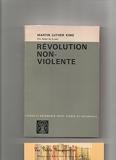 Révolution non-violente - Payot