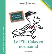 Le petit Nicolas en normand de GOSCINNY/SEMPÉ