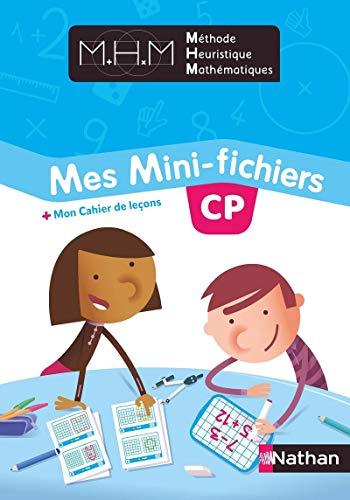 Méthode Heuristique de Mathématiques - Mes Mini-fichiers + Mon cahier de leçons CP