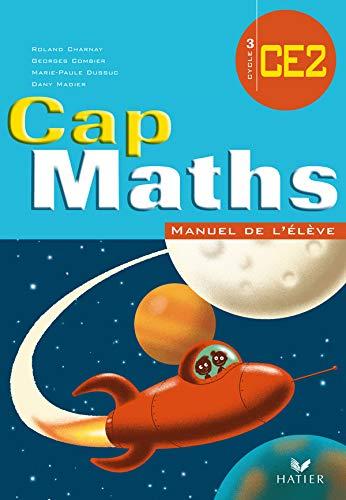 Cap Maths CE2 Ed. 2007, Livre de l'élève (NON VENDU SEUL) compose produit 9612698