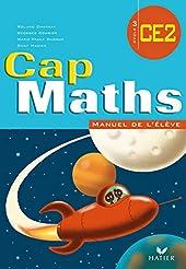 Cap Maths CE2 Ed. 2007, Livre de l'élève (NON VENDU SEUL) compose produit 9612698 de Roland Charnay