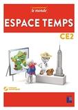 Espace temps CE2 + dvd-rom - Livre avec 1 CD-Rom