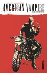 American Vampire - Tome 9 de Snyder Scott