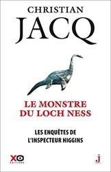 Les enquêtes de l'inspecteur Higgins - Tome 39 Le monstre du Loch Ness de Christian Jacq