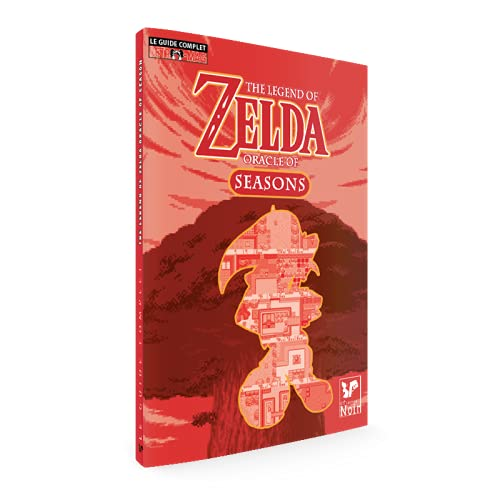 Guide Complet Zelda Oracle of Seasons Game Boy Color