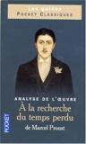 A la recherche du temps perdu de Marcel Proust - Analyse de l'oeuvre