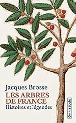 Les arbres de France de Jacques Brosse