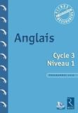 Anglais - Cycle 3 - Niveau 1 (+ CD-Rom)