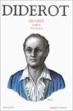 Diderot, tome 3 - Politique