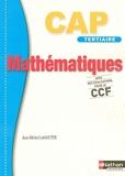 Mathématiques CAP Tertiaire - Nathan - 26/04/2005