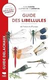 Guide des libellules de France et d'Europe - Delachaux et niestlé - 01/04/2021