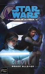 Star Wars - numéro 97 L'Héritage de la Force - Tome 4 d'Aaron ALLSTON