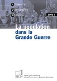 Annales de Démographie Historique, N° 1/2002 - La population dans la Grande Guerre