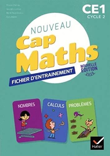 Cap Maths CE1 Éd. 2020