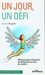 Un jour, un défi) de Cindy Chapelle