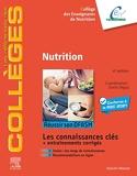 Nutrition - Réussir son DFASM - Connaissances clés