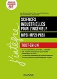 Sciences industrielles pour l'ingénieur MPSI-MP2I -PCSI - Tout-en-un