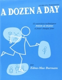A Dozen a day - Livre 1 - Préparatoire