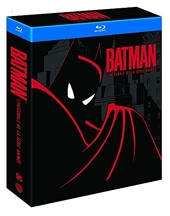 Batman La série animée - L'intégrale des 4 saisons - Coffret Blu-Ray - DC COMICS