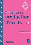 Initiation à la production d'écrits CP - Retz - 20/09/2017